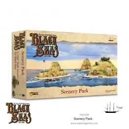 Warlord Games 792410008 Pack de décors Black Seas