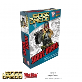 Warlord Games 652410101 Judge Dredd