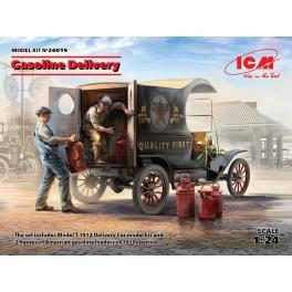 """ICM 24019 Ford T 1912 Fourgon """"Livraison d'essence"""""""