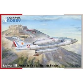 Special Hobby 72412 Vautour IIN Armée de l'Air française