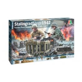 Italeri 6193 Coffret Siège de Stalingrad 1942