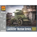 Copper State Models 35003 Automitrailleuse Lanchester Armée russe