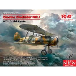 ICM 32040 Gloster Gladiator Mk.I