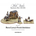 Warlord games WGN-FR-23 Baron Larrey's french ambulance