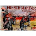 Red Box 72026 Marines Français (rebellion des boxers 1