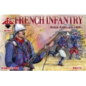 Red Box 72027 infanterie française (rebellion des boxers 1900)