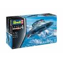 Revell 03903 Haunebu II flying saucer
