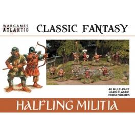 Wargames Atlantic WAACF002 Milice Halfling