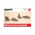 Minairons 20GEF101 Militia female casualties (spanish civil war)