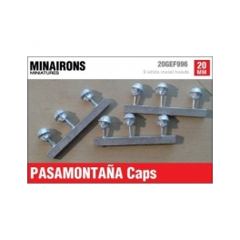 Minairons 20GEF996 Pasamontaña caps (spanish civil war)