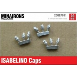 Minairons 20GEF991 Isabelino caps (spanish civil war)