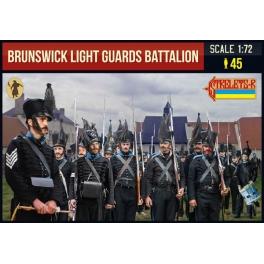 Strelets 154 - Bataillon des Gardes légers du Brunswick