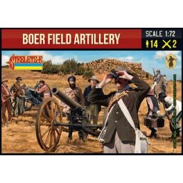 Strelets 224 - Artillerie de campagne Boers