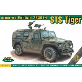 ACE 72177 Véhicule blindé russe 233014 STS Tiger