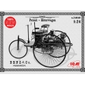 ICM 24040 Tricycle à moteur Benz 1886