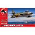 Airfix A09189 Hawker Hunter F.4/F.5/J34