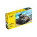 Heller 79894 M4 Sherman Division Leclerc