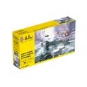 Heller 79995 Barge de débarquement LCVP