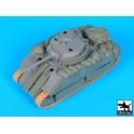 Black Dog T35223 1/35 M4A2 Tarawa accessories set