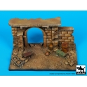 Black Dog D35111 1/35 Gate(Afghanistan) base