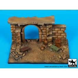 Black Dog D35111 1/35 Gate(Afghanistan) base