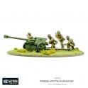 Warlord 403017406 Hungarian Army Pak 40 Anti-tank gun