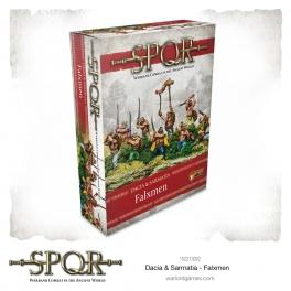 Warlord 152013002 Daciens armés de faux