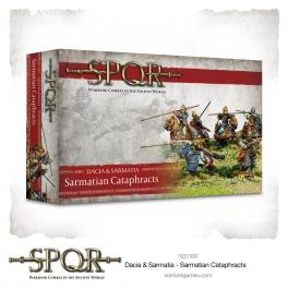 Warlord 152213007 Cataphractes Sarmates