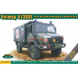 ACE 72451 Camion ambulance Unimog U1300L 4x4