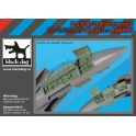 Black Dog A48096 1/48 F-15 B/D electronics