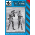 Black Dog F32092 1/32 WW II German Luftwaffe polots N°4 1940-45