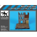 Black Dog D72059 1/72 Berlin street base
