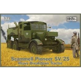 IBG 72077 Tracteur de dépannage lourd Scammell Pioneer SV/2S