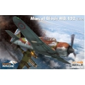Dora Wings 48019 Chasseur français Bloch MB.152 (tardif)