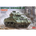 RyeField Model 5038 Char britannique Sherman VC Firefly