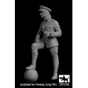 Black Dog F35219 1/35 British soldier Christmas truce WW I