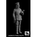 Black Dog F35220 1/35 German soldier Christmas truce WW I