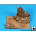 Black Dog D72061 1/72 Desert ruin base