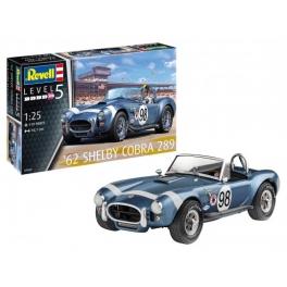 Revell 07669 Shelby Cobra 289 '62