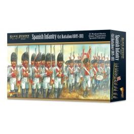 Warlord 302411501 Infanterie espagnole 1805-1811 - 1er Bataillon