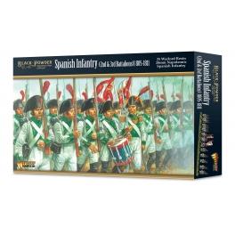 Warlord 302411502 Infanterie espagnole 1805-1811 - 2e et 3e Bataillons