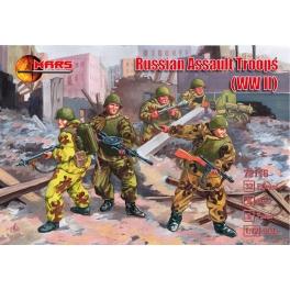 Mars 72116 Troupes d'assaut soviétiques 2nde Guerre Mondiale