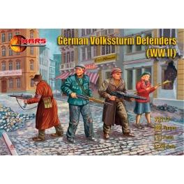 Mars 72117 Volksturm allemande 1945