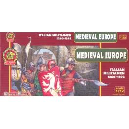 Ultima Ratio UR7211 Miliciens italiens 1260-1392