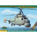 ACE 72309 Hélicoptère russe Kamov Ka-25Ts Plateforme de guidage des missiles de croisière