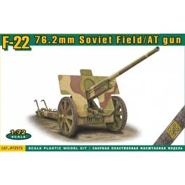 ACE 72572 Canon de campagne/anti-tanks soviétique F-22 76,2mm