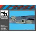 Black Dog A48100 1/48 F-14 D left electronics + canon