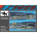 Black Dog A48102 1/48 F-14 D right +left electronics