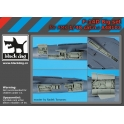Black Dog A48103 1/48 F-14 D big set