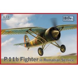 IBG 72518 Chasseur P.11b en service dans l'armée de l'air roumaine
